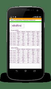 Indian Calendar 2017 screenshot 9