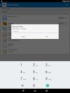 Xerox Print Service Plugin screenshot 6