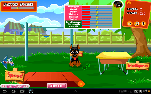 My Sweet Dog - Free Game screenshot 13