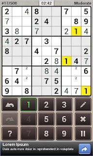 Andoku Sudoku 2 Free screenshot 00