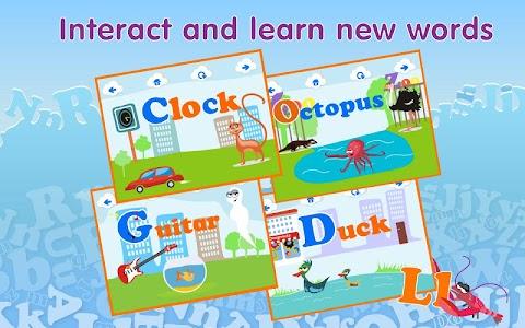 Montessori ABC Games 4 Kids HD screenshot 4