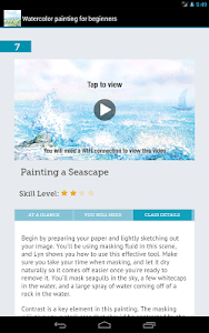 Beginners Watercolor Painting screenshot 11