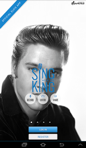 Sing With the King: Elvis screenshot 0