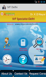 IVF India  Akanksha IVF Centre screenshot 5
