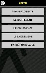 APPSR  Appli Sécurité Routière screenshot 6