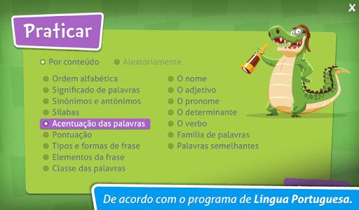 Provas Finais Português screenshot 6