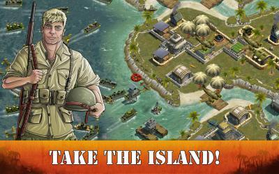 Battle Islands- screenshot