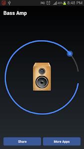 Bass Amp - Bass Booster screenshot 1
