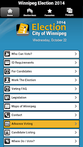 Winnipeg Elections screenshot 6