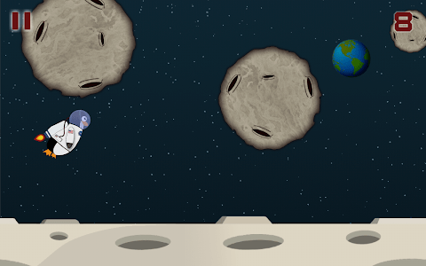 Space Penguin screenshot 5