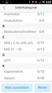 Notfallsanitäter screenshot 2