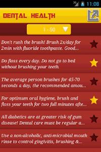 Dental Health screenshot 2