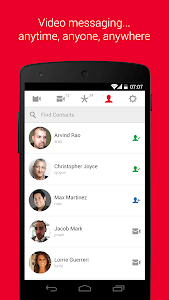 Movy - Video Messaging screenshot 2