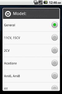 Citroen Orga Interpreter screenshot 4