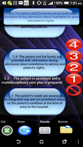 Ward Checklist KCMH screenshot 1