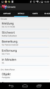 Mobile Retter screenshot 4