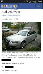 Gebrauchtautos Südtirol screenshot 1
