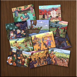 LDS Game Bundle Storybook