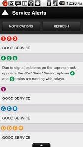 NYCMate (NYC Bus & Subway) screenshot 2