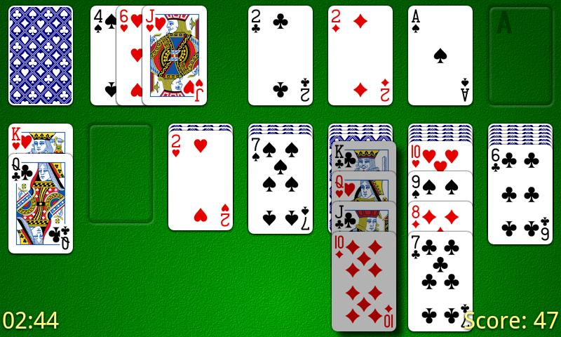 Just Want To Play Solitaire
