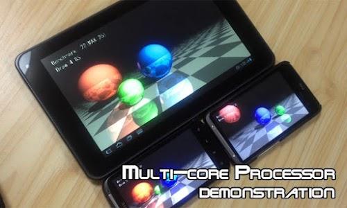 Multi-core CPU Raytracing screenshot 1