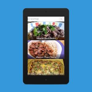 Mexican Recipes Free screenshot 9