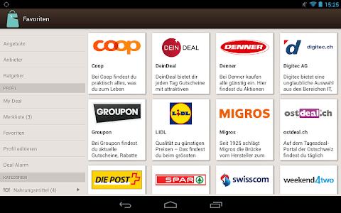 Deal.ch screenshot 12