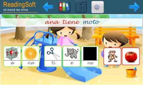 Curso 3 Aprender a Leer screenshot 2