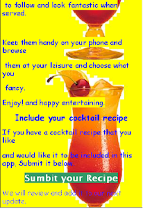 Party Cocktail Recipes screenshot 11