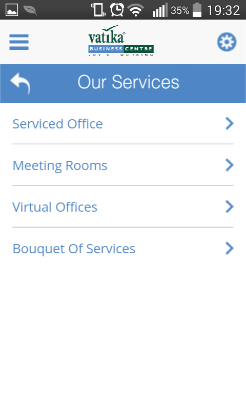 Vatika Business Centre App Android Apps On Google Play