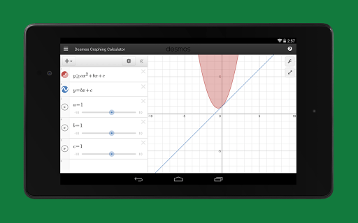 Desmos Graphing Calculator screenshot 05