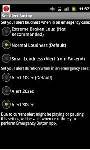 an Emergency Button GPS+ screenshot 3