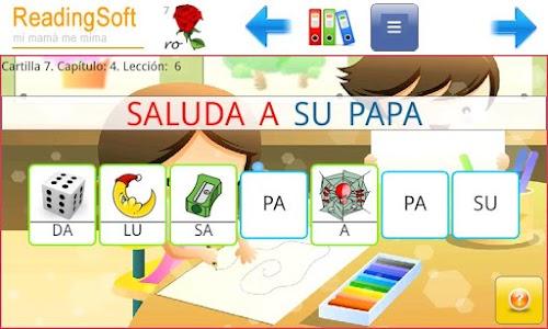 Curso 7 Aprender a Leer screenshot 2