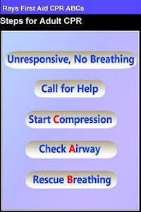 Rays First Aid CPR ABCs screenshot 4