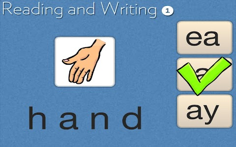 Reading & Writing 1 screenshot 6