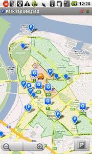 Parkiraj Beograd screenshot 0
