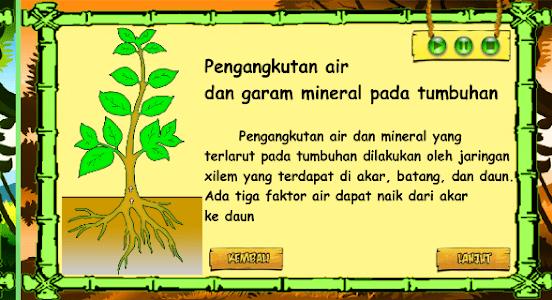 Biologi - Jaringan Tumbuhan screenshot 2