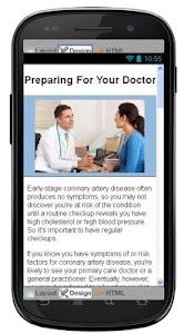 Coronary Artery Information screenshot 6