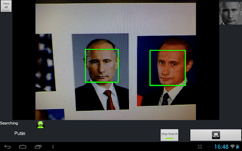 Face Recognition with OpenCV screenshot 1