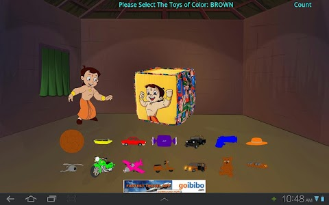 Toy Game with Chhota Bheem screenshot 1