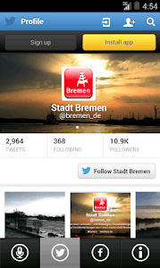 Bremen.FM screenshot 1