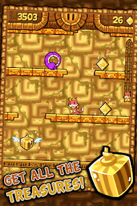 Tappy Run 2 - A Treasure Hunt screenshot 2
