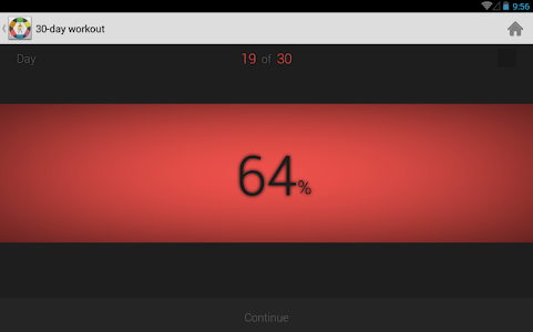 Mega workouts! screenshot 18