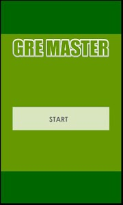 GRE Vocabulary Master screenshot 0