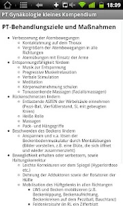Physiokompend. PT Gynäkologie screenshot 0