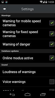 CamSam - Speed Camera Alerts screenshot 04