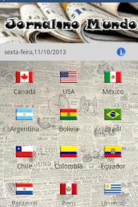 Jornal no Mundo screenshot 6