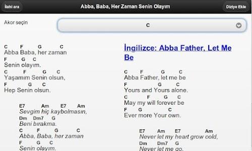 Worship Leader screenshot 2