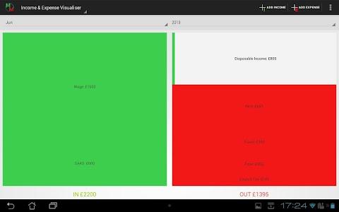 Money Management screenshot 1