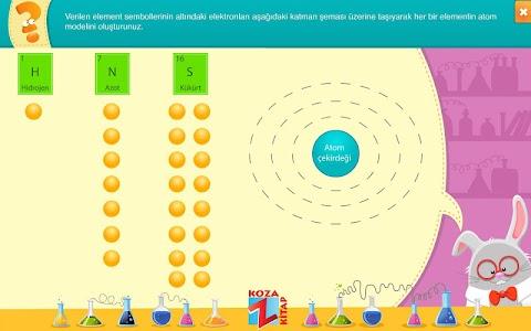 Fen Bilimleri 7 KOZA Z-Kitap screenshot 4